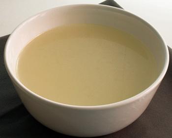 receta de caldo de pescdo